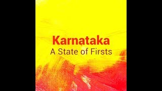 Karnataka | A State of Firsts