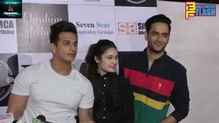Prince Narula, Yuvika Chaudhary, Vikas Gupta Becomes Trendy - Shein Offline Market At Bareel