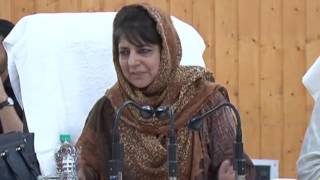 J&K policy should be 'humane' not security-oriented: Mehbooba Mufti