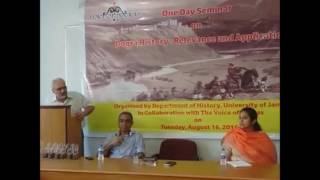 One Day Seminar on Dogra History