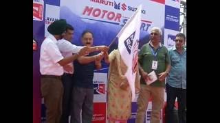 Divisional Commissioner flags off Mughal Rally