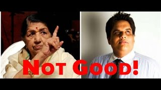 Lata Mangeshkar Reaction On Tanmay Bhat Controversy