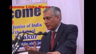 Quality of education key to emancipated society: Justice TS Thakur