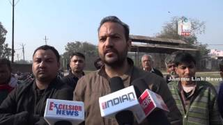 Locals protest against allotment of Shishu Samadhi land for commercial purpose