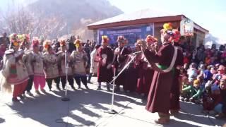 Losar celebrations conclude at Kargil