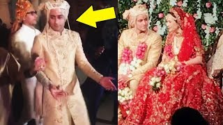 TV Celebs Gautam Rode And Pankhuri WEDDING Full Video