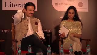 Vivek Oberoy Attend Kala Kala Ghoda Arts Festival 2018