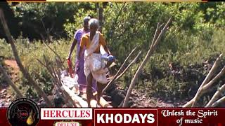 A Bridge Too Far... Villagers From Dharbandora Build Their Own Bridge