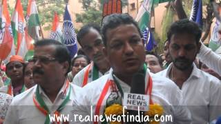 NAZRAN RAJNEETI PER, With CONGRESS PARTY, Candidate SANJEEV BAGDI , Bandra East,176 - Assembly