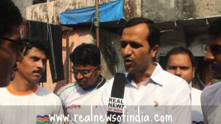 The RNI Show with MNS:- Ward 87 President Rupesh Malusare and Team, regarding Dengue and Malaria