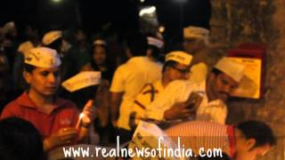 The RNI show with AAM AADMI PARTY ( Mumbai ) Regarding Peshawar Terror Attack
