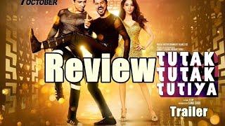 Tutak Tutak Tutiya Trailer Review