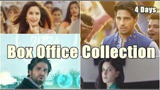 Baar Baar Dekho Box Office 4 Days Collection Report
