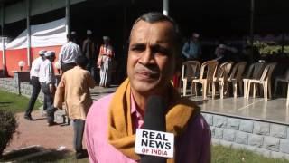Nazran Rajneeti Per With Aam Aadmi Party Maharashtra Convener Subhash Ware