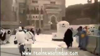 Mecca crane collapse: 107 Dead, 240 INJURED in Saudi Arabia