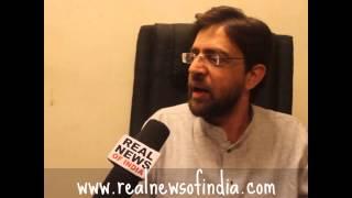 Nazran Maharashtra Per with  Alnasser Zakaria Congress Spokesperson.....