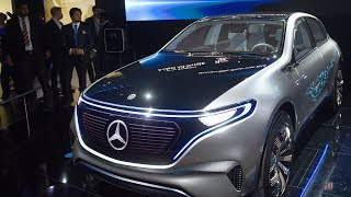 Auto Expo 2018- Concept EQ from Mercedes, a paradigm shift in its class