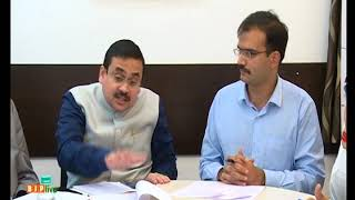 Discussion on Union Budget 2018 - 19 at SPMRF Conference Room on 1st February 2018