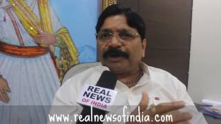Ravindra Waikar,Housing Minister,on SRA Issue..