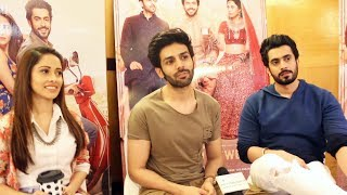 Sonu Ke Titu Ki Sweety - Exclusive Interview - Kartik Aaryan, Nushrat Bharucha, Sunny Singh