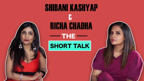 The Short Talk: Richa Chadha & Shibani Kashyap Speak About Their New Single Wanna Be Free