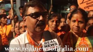 Nazrein Nagarsavek Per With Prajya Raju Bhutkar Shivsena 2017 BMC Election Ward 94..