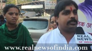 Nazrein Nagarsevak Per Mumbai BMC Election 2017 with Ajay Singh Ward No. 97