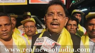 Nazrein Nagarsevak Per with Mohan Lokegaonkar Mumbai BMC Election 2017 Ward No. 97