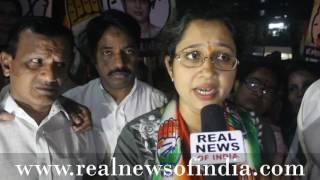 Nazrein Nagarsevak Per With Snehal Vivekanand jaju, Congress Party Ward 94.