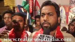 Nazrein Nagarsevak Per With Shabina Nadim Khan SP Party Ward 92..