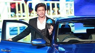Dashing Shahrukh Khan At Auto Expo 2018 In New Delhi