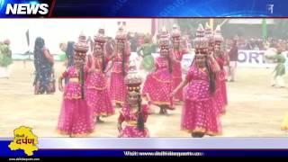Yuva Shakti Model school Rohini organizes annual sports day, Yogeshwar Dutt becomes chief guest
