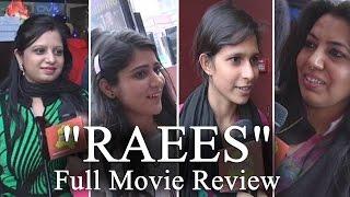 """Raees"" Full Movie Review | Public Review | Shahrukh Khan | Nawazuddin | Sunny Leone | Delhi Darpan"