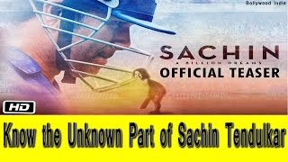 "Sachin Tendulkar Movie "" A Billion Dream Movie"" Trailer review 