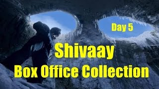 Shivaay Box Office Collection Day 5