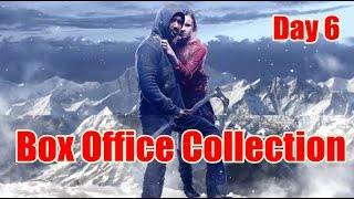 Shivaay Box Office Collection Day 6