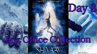 Shivaay Box Office Collection Day 8