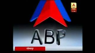 CafeMarathi Mobile App announcement on ABP Majha