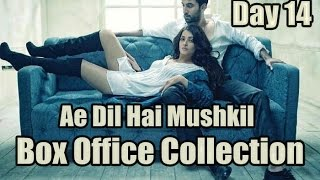 Ae Dil Hai Mushkil Box Office Collection Day 14