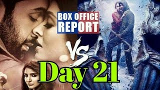 Shivaay Vs Ae Dil Hai Mushkil Box Office Collection Day 21