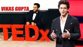 Vikas Gupta FIRST LOOK On TED TALKS | Bigg Boss 11 COntestant