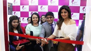 Shilpa Shetty At Grand Opening KYC Wedding Events 2018   Press Conference