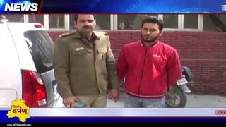 Car Accident || कार ने फुटपाथ पर सो रहे दो  लोगों को कुचला ||Mehrauli || 1 Died & 1 Injured