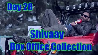 Shivaay Box Office Collection Day 28