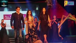 Padmaavat & Tiger zinda Hai Actress Anupriya Goenka Walking The Ramp For Riyaz Ganji - LIBAS