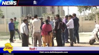 Five Year Old girl raped and murdered in Delhi's Narela   Accused arrested on spot