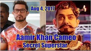 Aamir Khan Cameo In Secret Superstar