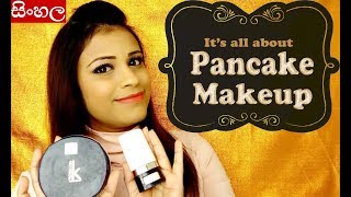SINHALA Pancake Makeup SRILANKAN