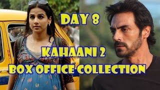 Kahaani 2 Box Office Collection Day 8