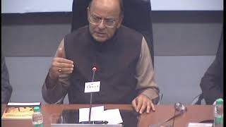 FM Arun Jaitley interacting with FICCI Members on Union Budget 2018
